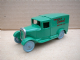 "DINKY TOYS COPY MODEL 28 SERIES TYPE 1 DELIVERY VAN ""WAKEFIELDS CASTROL"""